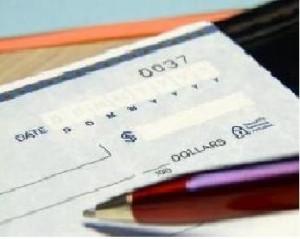 Documento de transferencia de dinero
